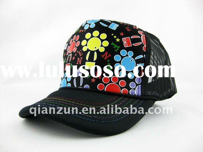 2011 best seller hip hop black  baseball cap