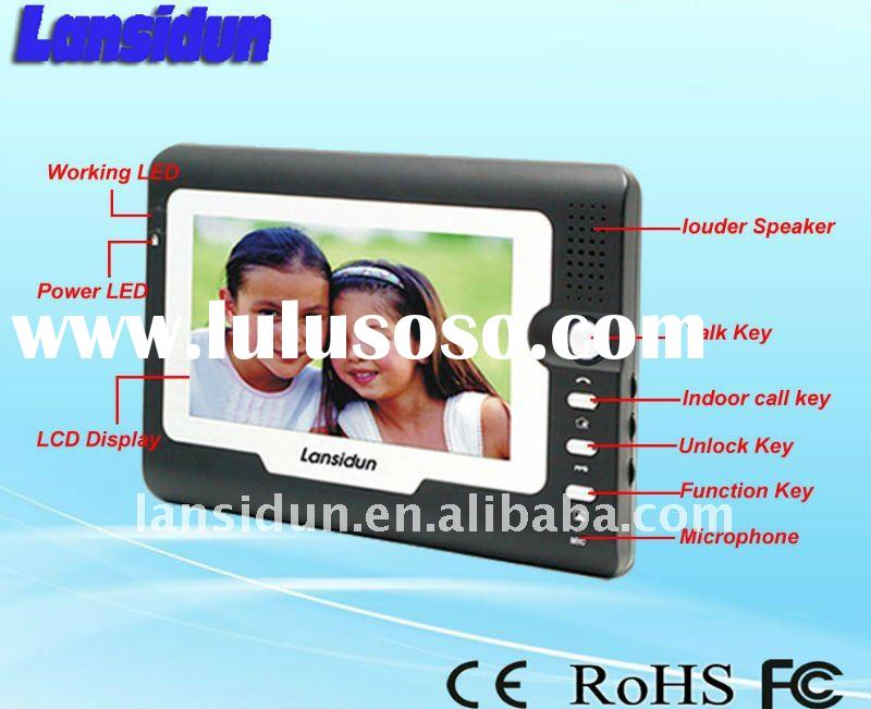 7 inch video access system