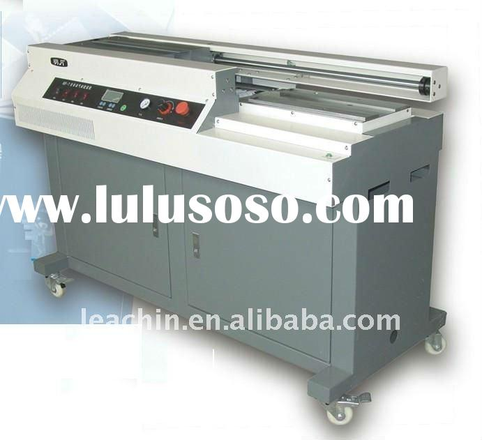 Automatic thermal binding machine