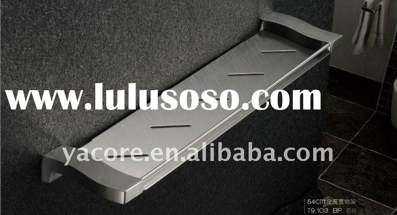 High quality 304 Stainless Steel Bathroom Shelf -T7004