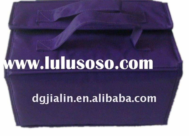 newest fashion Nylon cosmetic bags for ladies