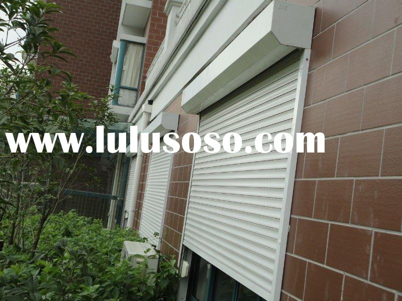 sunshade volume curtain