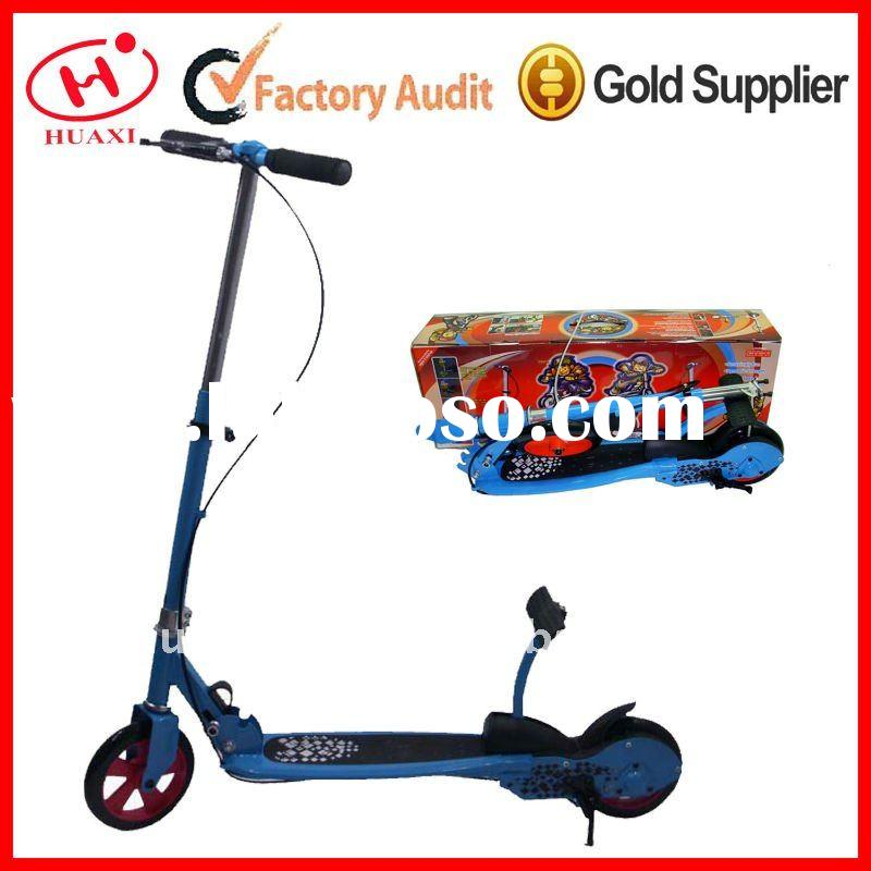 2011 hot sale foldable kick go scooter HX-B203