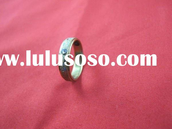 2011 hot sale stainless steel rings