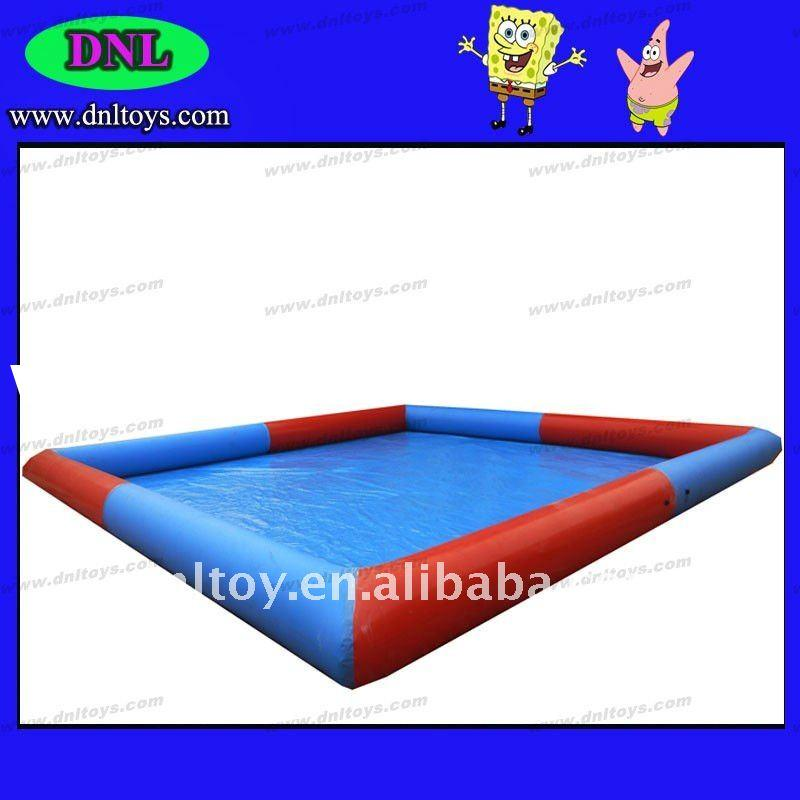 2012 Best sales inflatable indoor pool