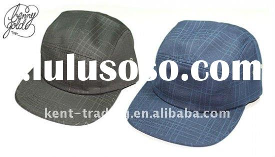 Flatcap with any logo and colour will be ok