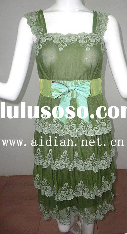 Latest spring/summer casual brand dress