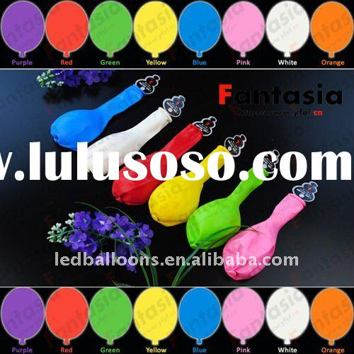 Party Decoration Products Flying LED Light Up Balloons