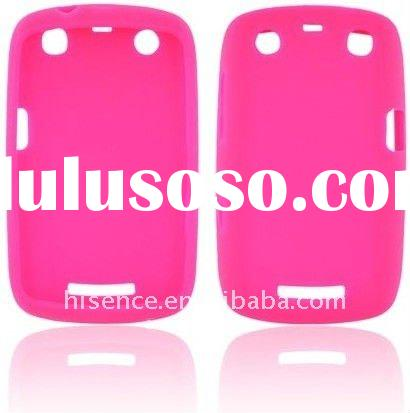 Silicone Gel Case for Blackberry Curve 9360 Pink