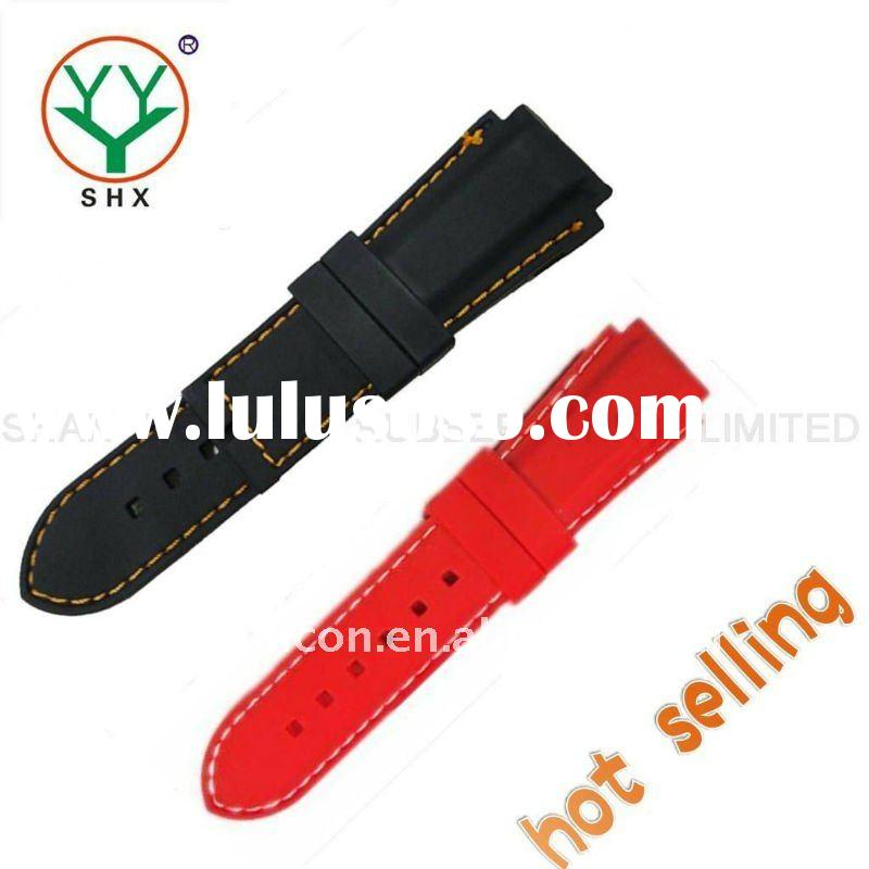 silicone watch band accessory   #  124
