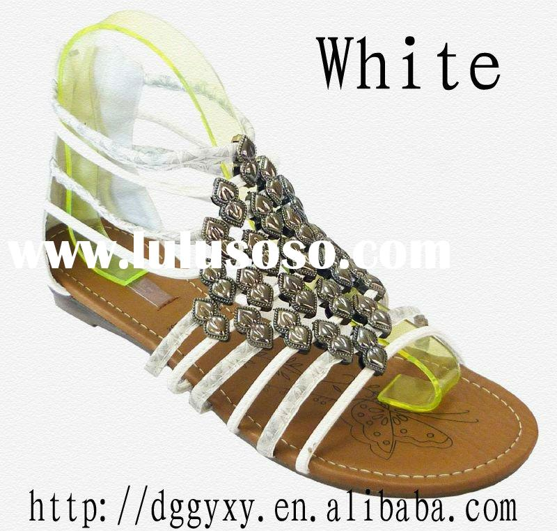 lady sandal shoes for high quality