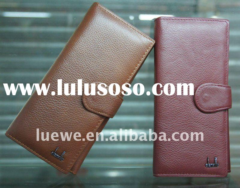 2011 Trifold full  leather wallet