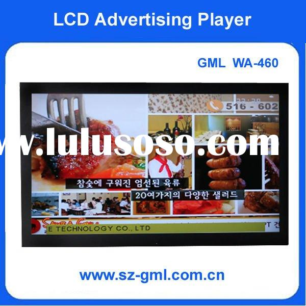 "46 inch Wall mounting LCD Advertising player(7-65"")"