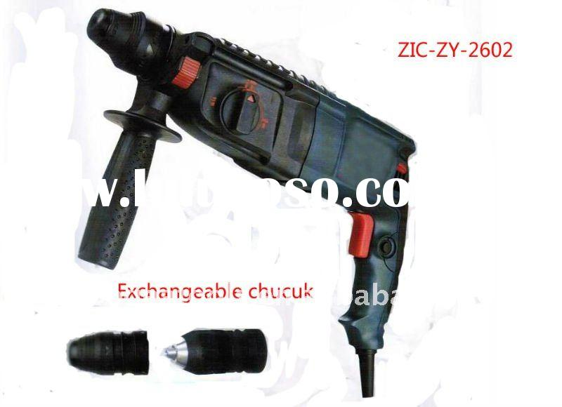 800w rotary hammer electric hammer in bosch type