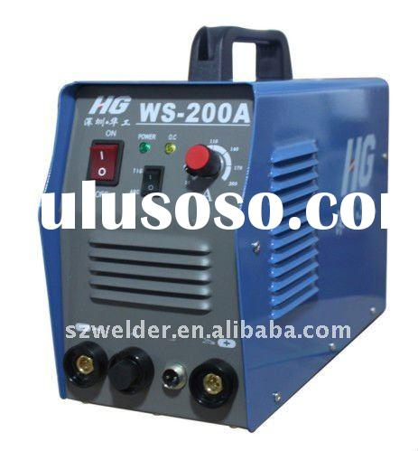 INVERTER DC TIG/MMA WELDING WS200A
