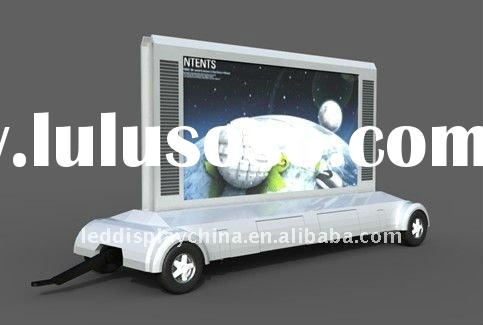 YEESO Advertising Display Trailer YES-T6