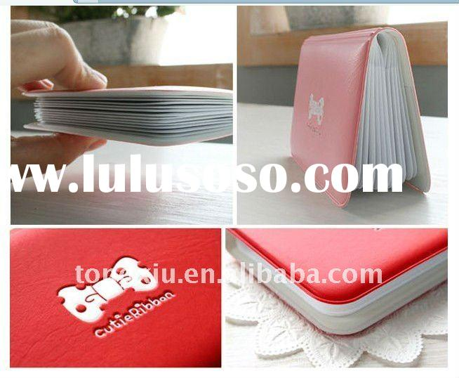 2011 hot new pvc business card holder
