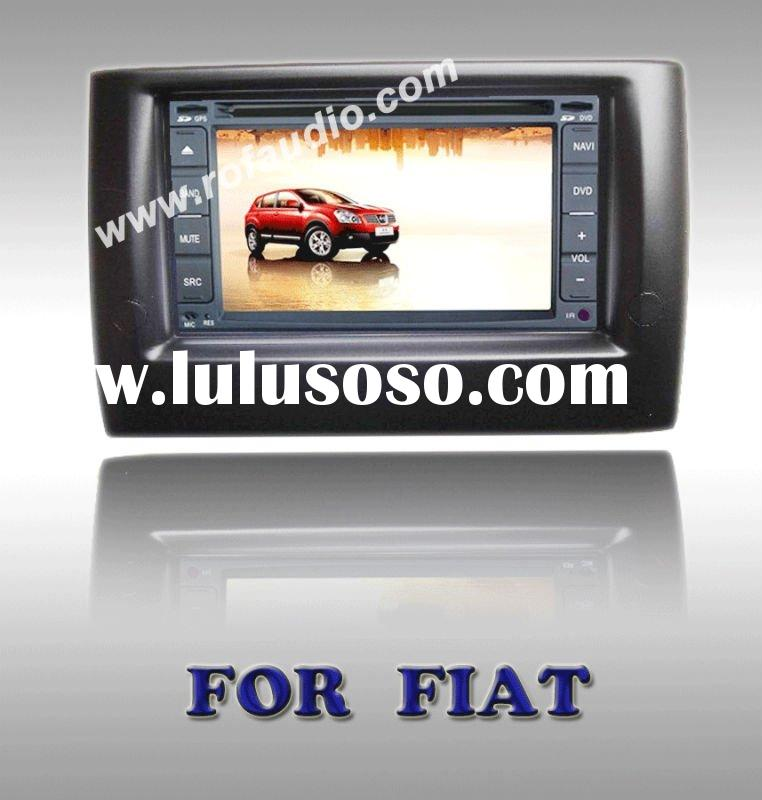 2 din CAR DVD with GPS for kia fiat