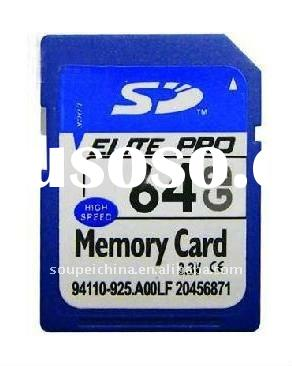 64gb SDXC memory card sd SPSD64Z
