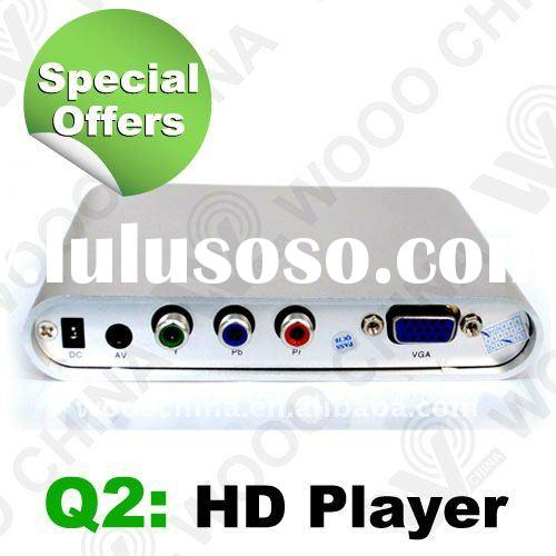 Hot sale!720P Mini HD Multimedia Player Video HDTV Player Support Multiple Tracks and Track Switchin