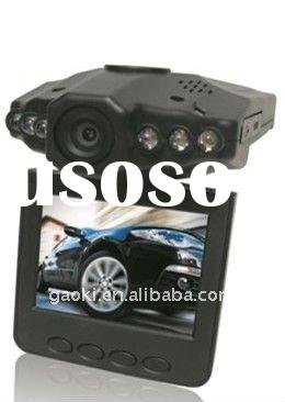 Hot sell cheap night vision wide angle car camera dvr