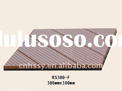DIY outdoor WPC deck tile ,wood plastic composite board ,wpc decking board