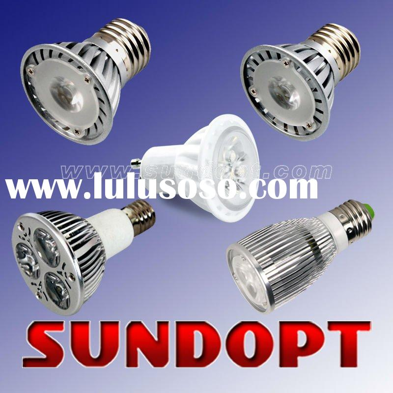 High Power Energy Saving 3W led spot light