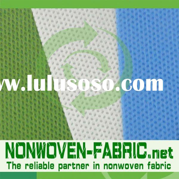 High Quality 100% PP spunbonded non-woven fabric for home textile
