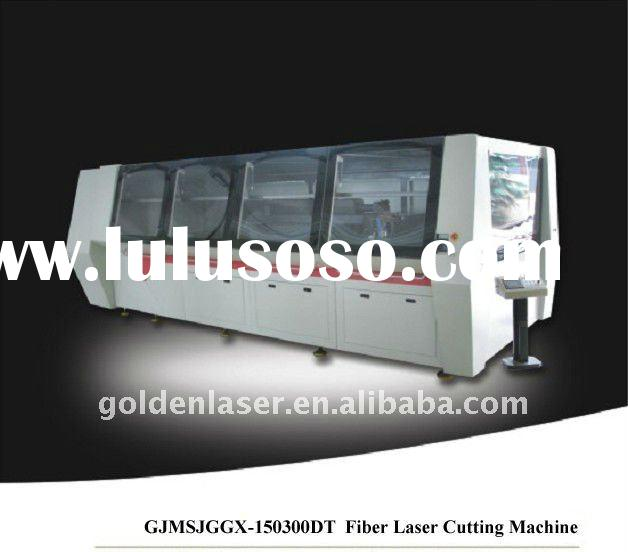 Large Scale Precision Fiber Metal Laser Cutting Machine