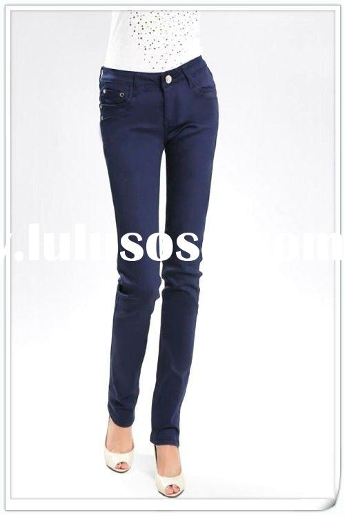 color knitted denim fabric