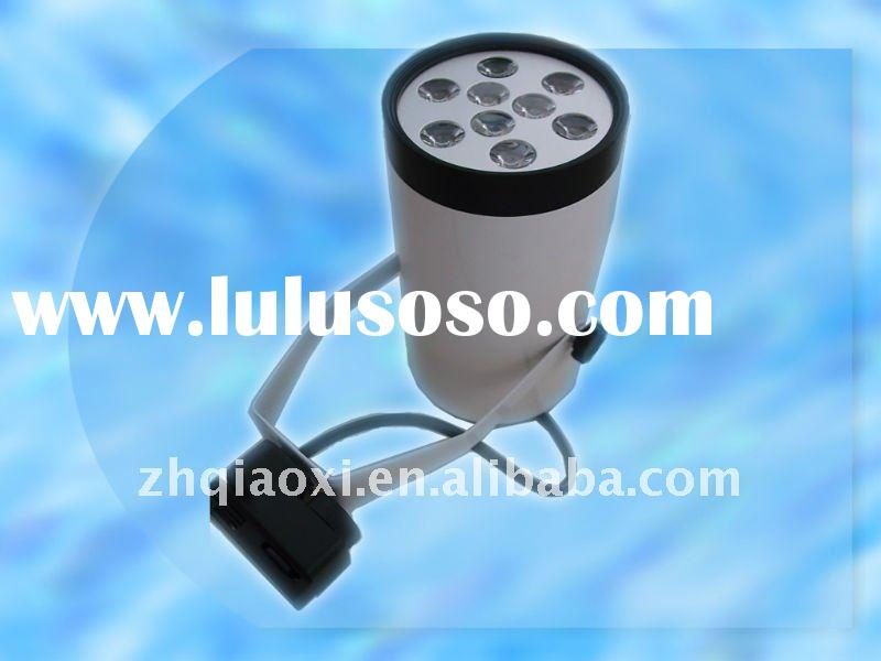 good performance led track light 9w