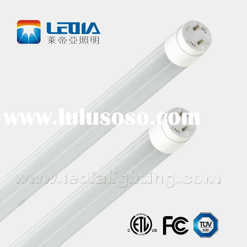 2011 NEW t8 smd led tube 1500mm 22W CE RoSH TUV ETL or FCC AC110-240V,frosted cove,one side with ele