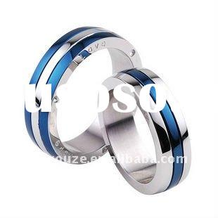 316L Latest Popular Style High Quality Stainless Steel Ring