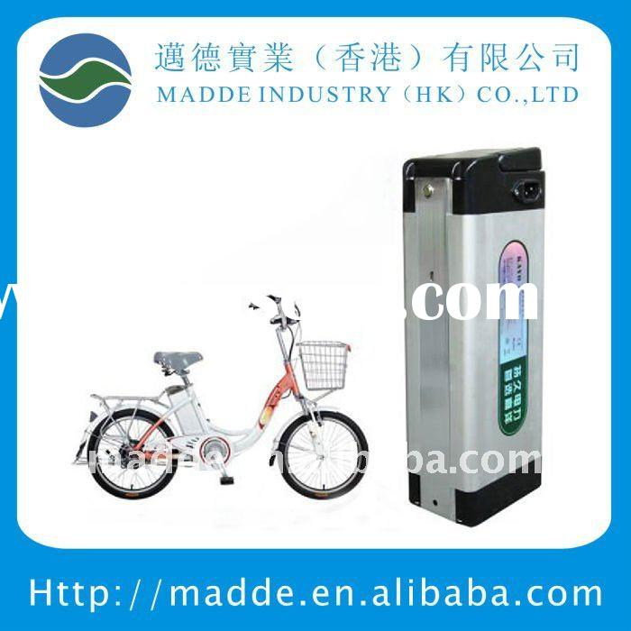 48V 15Ah  Electric bike battery/electric scooter battery  with charger, PCB and BMS, 30A discharge c