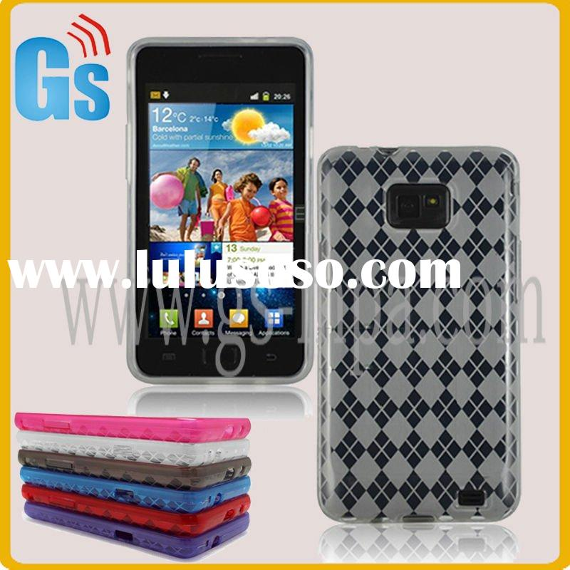 Diamond tpu cover case for samsung i9100 galaxy s2