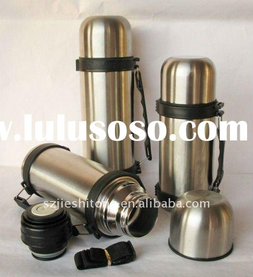 FDA approved Double wall stainless steel metalic travel mug BPA free