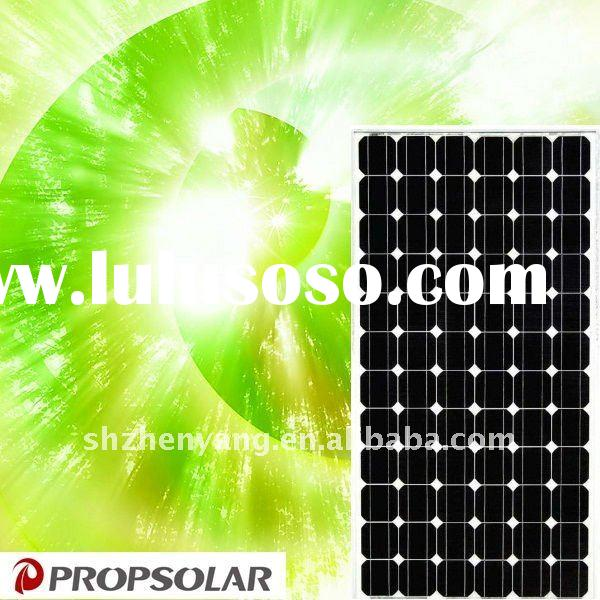 High efficiency Monocrystalline 300 watt solar panel with TUV and 25 years INSURANCE