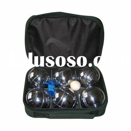 Iron Bocce Ball sets