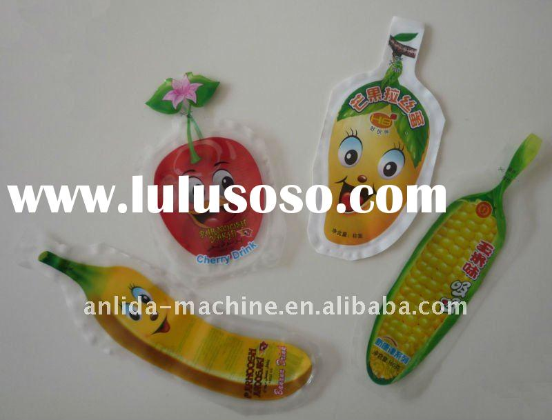 Jelly filling sealing packing machinery