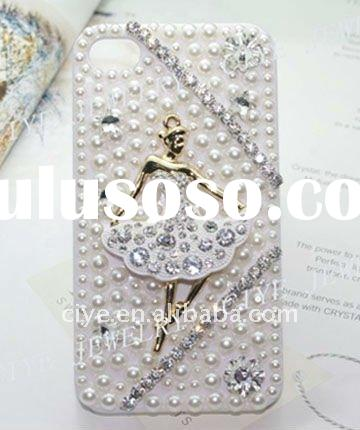Jewelry Mobile phone case for iphone