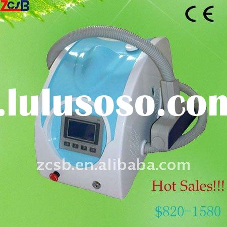 Portable nd yag laser machine for tattoo removal (sales promotion)