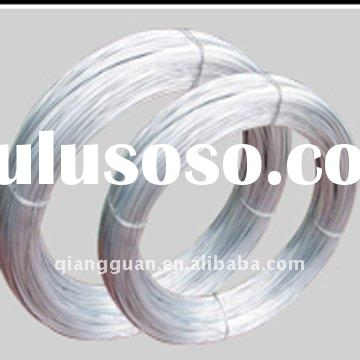factory production galvanized iron wire(made in Anping)