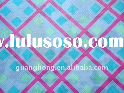 raw material for non woven bags