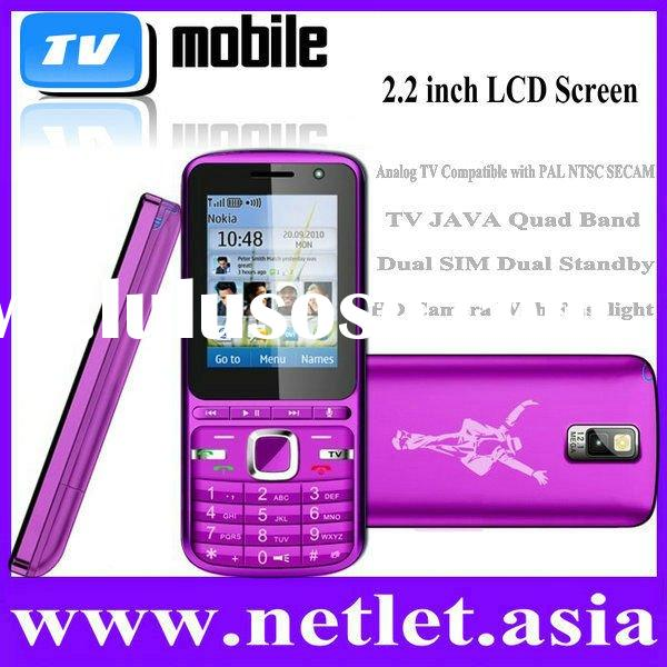 2011 3Q China OEM Cheap TV Cell Phone