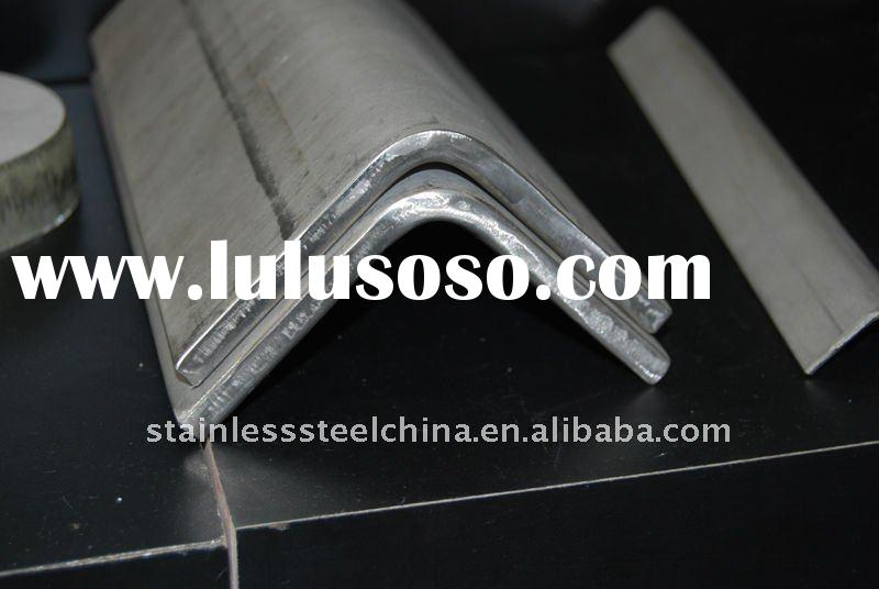 SS316 hot rolled stainless steel angle bar
