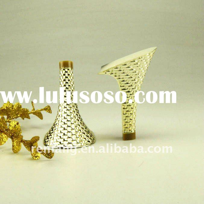 Supply spring 2012 new gold plating high heel shoes material DY06208