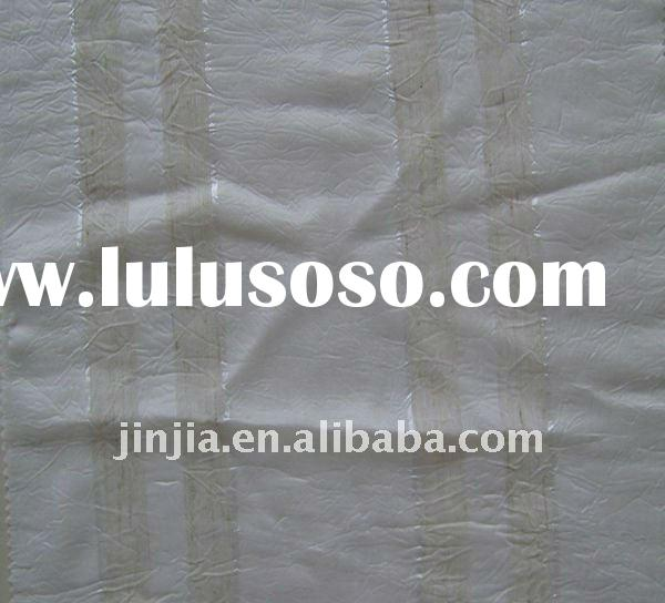 2011 hot selling  Polyester  fancy curtain fabric