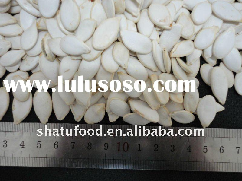China raw white pumpkin seeds