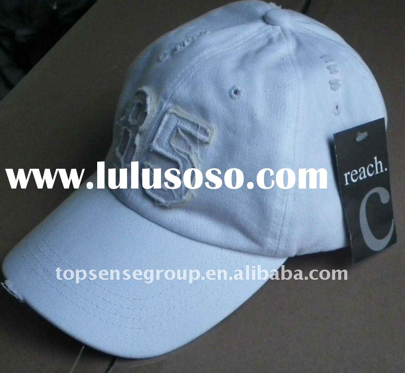 Fashion design 100% cotton twill hat of different color available