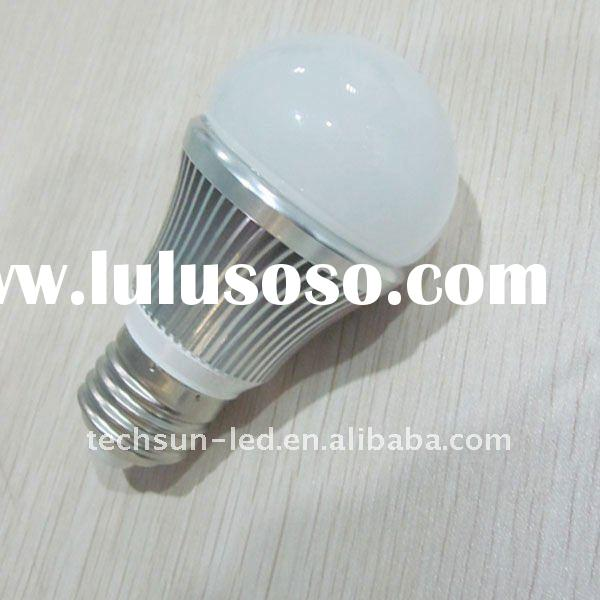 Hot sales E27  3W  led bulb light